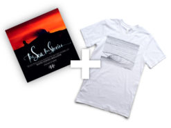 The Sea Has Stories + T-Shirt Promo
